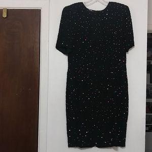 Steney Sequence Dress